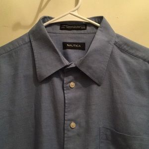NAUTICA MENS SHIRT